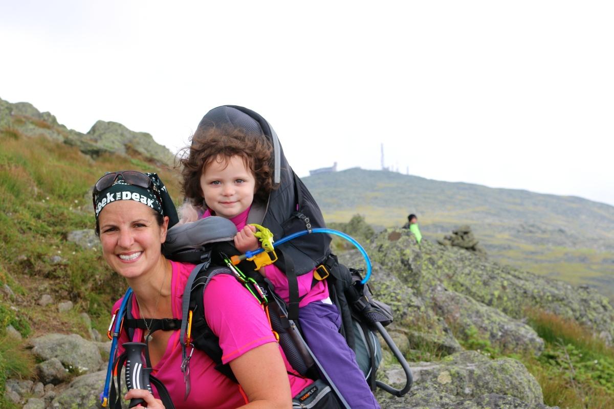 "Mt. Washington via Jewell Trail for ""Seek thePeak"""