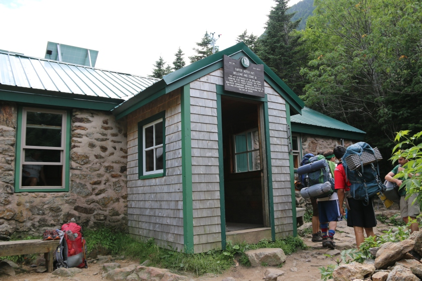 Carter Notch Hut