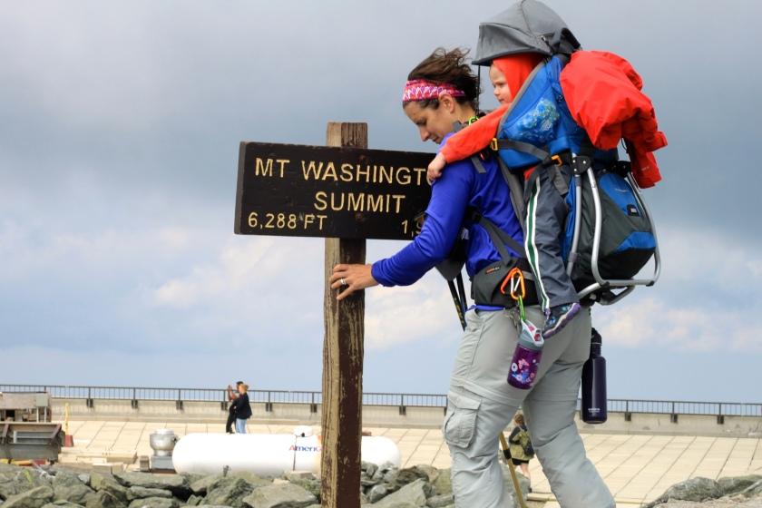 Summit of Mt. Washington