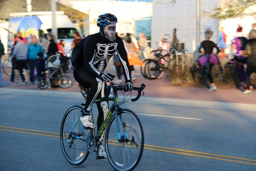 Skelton Biker