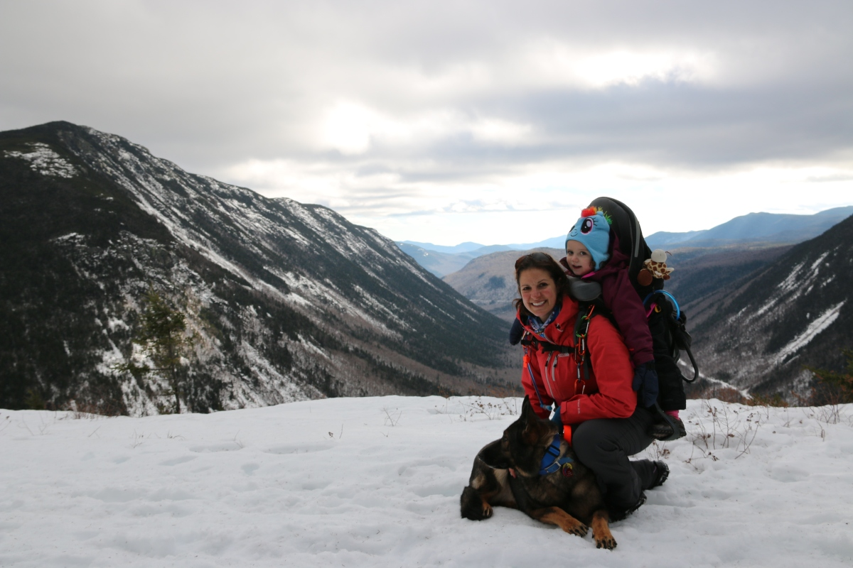 Mt. Willard Trail – Winter Hike