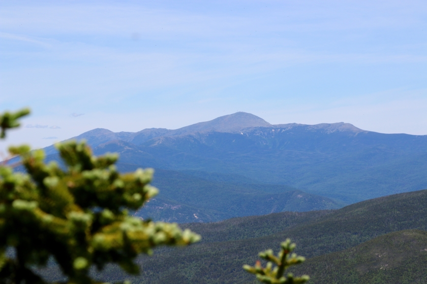 Mount Washington from Carrigain